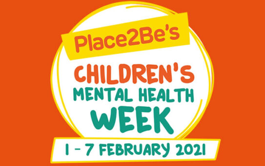 Did you know its Children's Mental Health Week