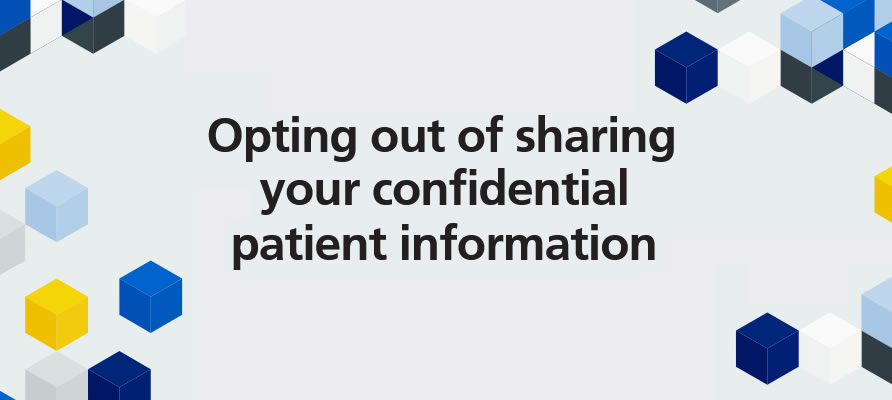 Patient Data Opt-Out